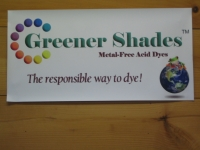 Greener Shades Sign