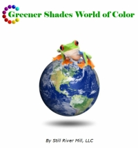 Greener Shades World of Color Dye Book