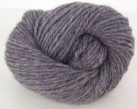 Seven Sammy's - Dark Purple on White
