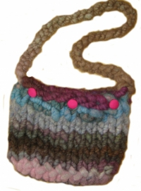 Knitters' Delight Handbag -- Pattern
