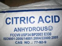 Citric Acid - 50lbs