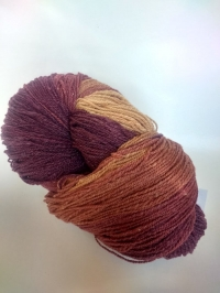 Falling Colors - Blonde to Maroon