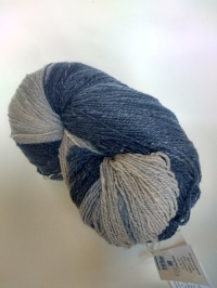 Falling Colors - Grey to Navy