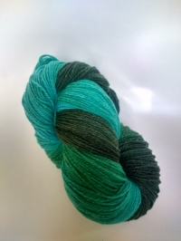 Falling Colors - Turquoise to Forest